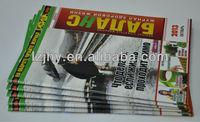 glue binding magazines printing