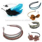 Hair accessories headband - various styles - hair band head wrap