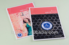 Softcover Full Color Printing Book, CMYK, Pantone Color
