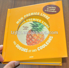 High quality and Advanced design printing cooking book