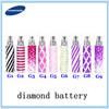 650mah diamond battery single kit, ce4/ce5 blister card ,ego 650mah battery mechanical mod hades 26650 mod