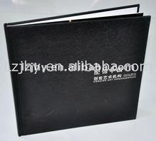black hardcover book in 2012
