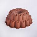 2014 nova chegada bakeware bolo de silicone molde da flor, flor forma de silicone do molde do bolo, flor de silicone molde do bolo