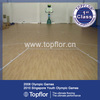Indoor Basketball Flooring Roll/Wood Basketball Flooring