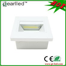 Rectangular 1.5w indoor lights wall mount led lights 12v