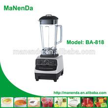 Heavy-duty 2.0L Powerful kitchen appliances flour blender