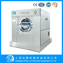 Shanghai Brand New laundry automatic washing machine steam turbine generate
