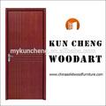 Portas rústicas/sólidos de madeira de madeira do balanço porta de entrada/alibaba fornecedor china