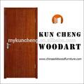 أمن باب/ أرجوحة الأخشاب الصلبة باب المدخل الخشبي/ الداخلية الباب الخشب صور