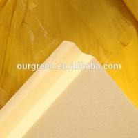 High R Value High Density Polystyrene Sheets