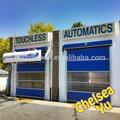 Industrial de alta velocidad auto roll del obturador edredones/puerta/puerta