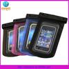 waterproof phone case for iphone 5/4/4S waterproof mobile phone bag