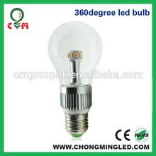 2300k 2500k soft white light bulb vs daylight 4000k 6000k