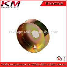 oem aluminum stamping with cooper plating