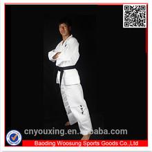 Taekwondo in martial arts wear custom ITF taekwondo uniform