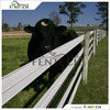 High Strength Flexible Rail Plastic Fence with Galvanized Wire Inside For Horse, Cattle, Farm