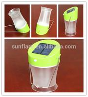 Handy camping hot sell portable solar lamp
