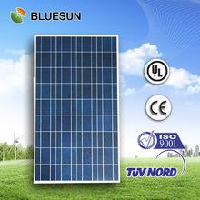 2014 Bluesun Top quality poly 100w solar photovoltaic