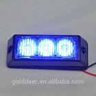 Auto Decorates Led Strobe Lights Security Car Strobe Light(SL6231)