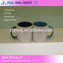 ceramic tank up smart coffee mug