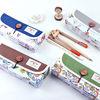 LANGUO Cheap Bulk Hard Unusual Pencil Cases