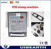 LY P30 rubber stamp making machine with Digital for 220v/110v 1800J