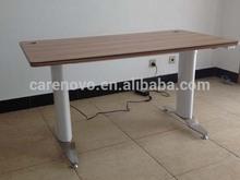 2014 new model height adjustable executive desk mechanical adjustable desk