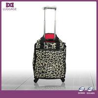 cabin size travel luggage bag print canvas ladies 20 luggage