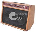 De alta calidad profesional kit de guitarra eléctrica/amplificador de guitarra eléctrica/acústica guitarra eléctrica