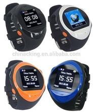 unlocked quad band gps wrist cell phone watch