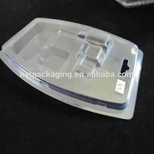 transparent plastic case for blister China