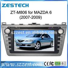 ZESTECH Car DVD for MAZDA 6 ( 2008 2009 2011 2012 ) DVD GPS