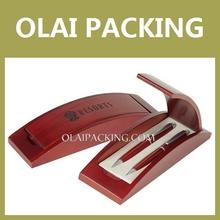 Yiwu luxurious best selling wooden pen case