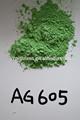 multicolor yunzhu nacarado pigmento verde de tintes para el cabello