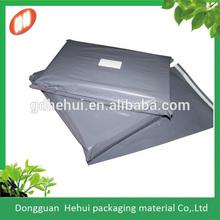 Hot sale cheap high quality products vivid printing gray plastic shipping bag