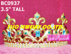 gold metal crowns and tiaras
