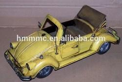 metal decorative car model
