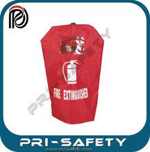 PRI-SAFETY PT08-05 Fire Extinguisher Nylon cover for protable type