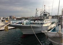 12m japan used frp fishing boat J120