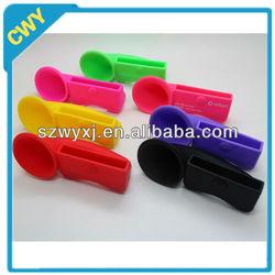 mobile phone speaker silicone