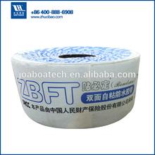 self adhesive bitumen waterproof tape used in building construction