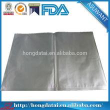 fashion design foldable big aluminum foil bag