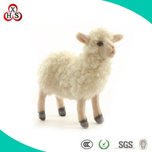 2014 Promotional Gift Cute Cheap toy model animals sheep