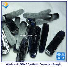 A grade Uncut blue 34# blue sapphire rough raw material