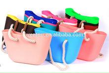 Hot sale rubber beach bag