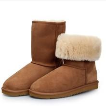Classic Natural Australia Sheepskin Boot