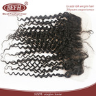 Full Cuticle Intact and Aligned Machine Weft lace frontal hairlines