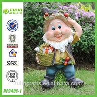 Spring Gnome Custom Resin Figures