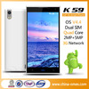 very slim android phone 5.5inch high quality Android 4.4 alibaba uae