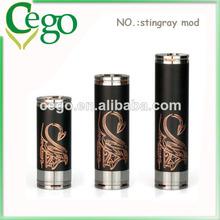stingray purse , ecig mod copper stingray ,stingray mod kit